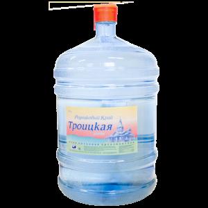 """Вода """"Троицкая"""""""